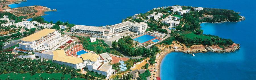 Hotel Out Of The Blue Capsis Elite Resort Kreta