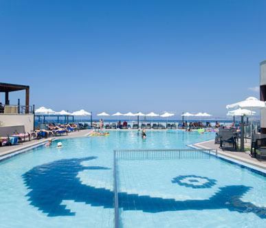 Hotel luxe crete