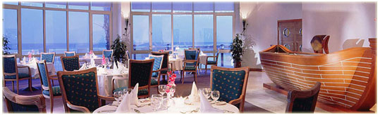 Al hamra fort hotel beach resort bars restaurants for Al hamra authentic indian cuisine
