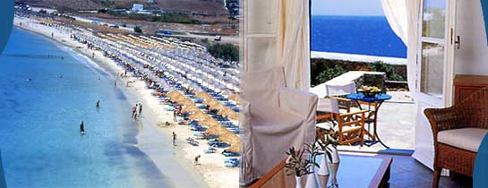 Archipelagos Hotel Location