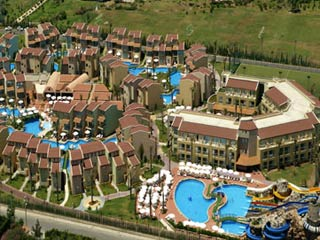 Silence Beach Resort Manavgat Information